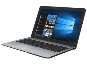 Asus X540UA-GQ1264T 15,6 HD notebook, ezüst