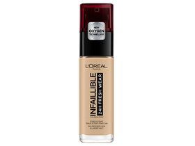 Fond de ten fluid L`Oréal Paris Infaillible 24H Freshwear 120 Vanilla , 30 ml