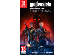Wolfenstein Youngblood Deluxe Edition Nintendo Switch igra