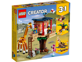 LEGO® Creator 31116 Safari Wildlife Tree House