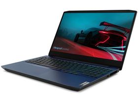 Lenovo IdeaPad 3-15ARH05 82EY0076HV gamer notebook, HUN, modrý