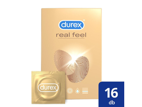 Durex Real Feel kondomi, 16 db
