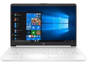 HP 15s-fq2017nh 303G2EA#AKC notebook, бял