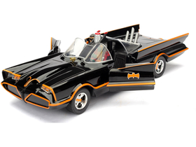 Batman 1966 Classic Batmobile 1:24 autómodell