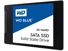 SSD Western Digital Blue 500GB 3D NAND SATA3 2,5""
