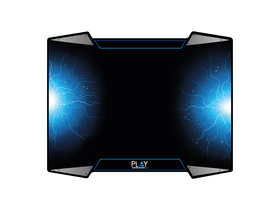Mousepad Ewent PL3340 Play Gaming