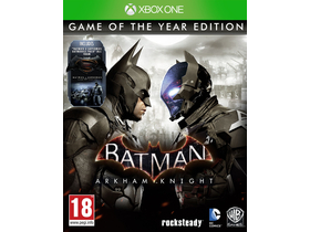 Batman Arkham Knight: Game Of The Year Edition Xbox One