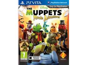 Muppets Movie adventures Playstation Vita  herní software