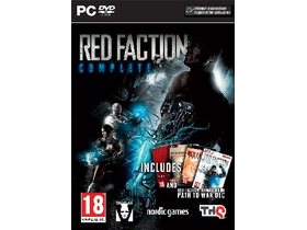Red Faction Complete PC igra