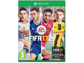 FIFA 17 Xbox One herní software