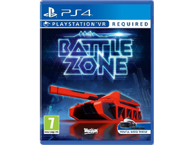 Playstation VR Battlezone PS4 játék