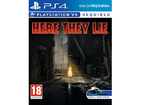 Playstation VR Here They Lie PS4 hra