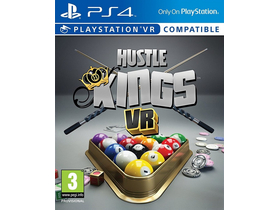 Hustle Kings PS4 VR hra