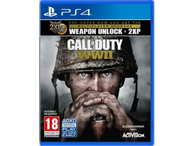 Call of Duty WWII PS4 hra