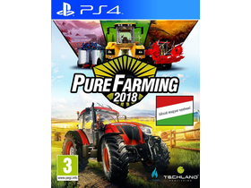 Joc Pure Farming 2018 PS4
