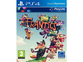 Frantics PS4 igralni software