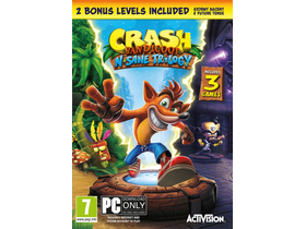 Crash Bandicoot N´Sane Trilogy PC hra