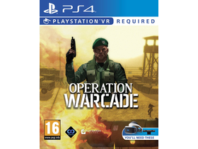 Joc Operation Warcade PS4 VR