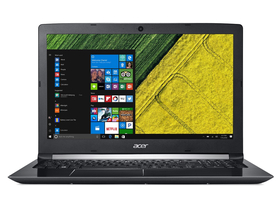 Acer Aspire A515-51G-CI3 NX.GVLEU.043 notebook Windows 10, fekete