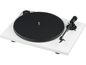 Pick up Pro-Ject Primary E, alb