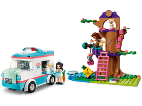 LEGO® Friends 41445  Vet Clinic Ambulance