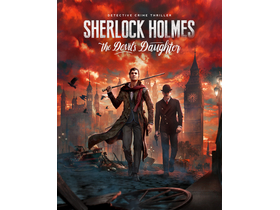 Sherlock Holmes: The Devil´s Daughter PC játék