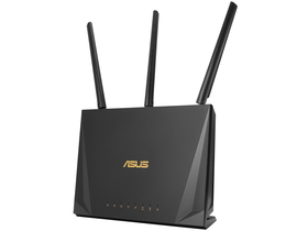 Asus RT-AC85P AC2400 Mbps Dual-band gigabit mobil gaming WIFI router