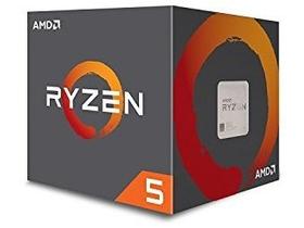 AMD Ryzen 5 1600X Socket AM4 box processzor (YD160XBCAEWOF)