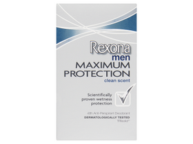 Deodorant barbati  Rexona Maximum Protection Clean Scent, (45ml)