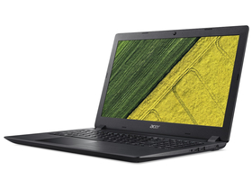 "Acer Aspire A315-51-57J6 NX.GNPEU.047 15,6"" notebook, fekete"