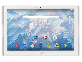 "Acer Iconia B3-A40-K3HZ 10"" 16GB Wifi tablet, fehér"