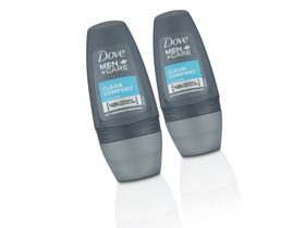 Dove Clean Comfort roll-on (50ml) мъжки