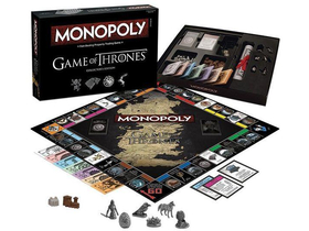 Joc Monopoly Game of the Thrones