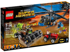 LEGO® Super Heroes Batman: Scarecrow Harvest of Fear 76054