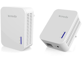 Tenda P1000KIT AV1000 Gigabit Powerline Adapter Starter Kit