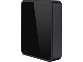 "Hard Disk extern Toshiba Canvio for Desktop 3,5"" 4TB USB3, negru (HDWC340EK3JA)"