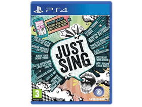 Just Sing PS4 hra