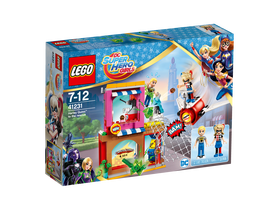LEGO® DC Super Hero Girls Harley Quinn™ dolazi u spas 41231