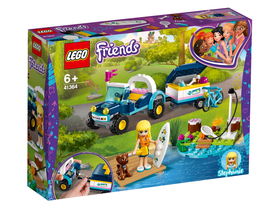 LEGO® Friends 41364 Stephanien buggy s prikolicom