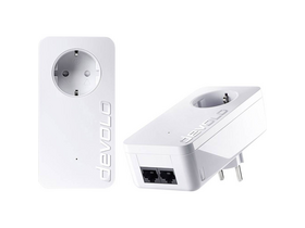 Devolo D 8117 dLAN 1000 duo+ Starter Kit Powerline adaptér