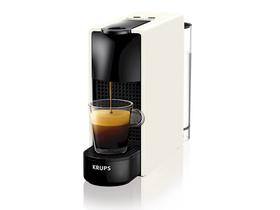 Nespresso-Krups XN110110 Essenza Mini,кафе машина бяла