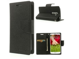 Mercurycase Fancy Diary калъф за LG G2 mini