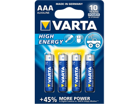 Varta High Energy LR03 AAA