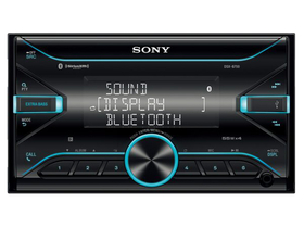 Sony DSXB700 2DIN Bluetooth автомобилен Hi-Fi главен модул, 4x55W, USB / AUX