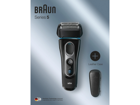 Braun 5-5147s WD borotva + prémium tok 53f095f916