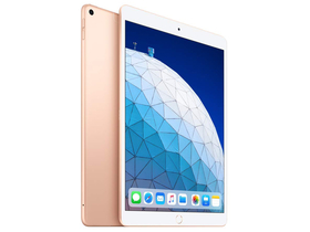 "Apple iPad Air 10.5"" Wi-Fi + Cellular 64GB , arany"