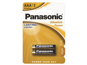 Panasonic Alkaline Power  Micro 1.5V батерия ААА