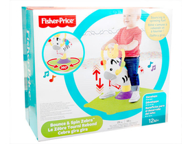 Fisher-Price Skákající zebra