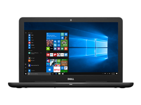 Dell Inspiron 5567_223626 notebook, fekete + Windows 10