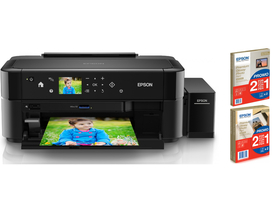 Imprimanta multifunctionala Epson L810
